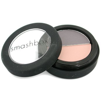 Smashbox-Eye Shadow Duo - Smashing Jet/Set ( Unboxed )