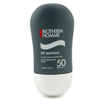 Biotherm-Homme UV Defense High Protection Fluid SPF50 PA+++