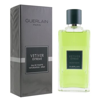 Guerlain Vetiver Extreme Eau De Toilette Spray  100ml/3.3oz