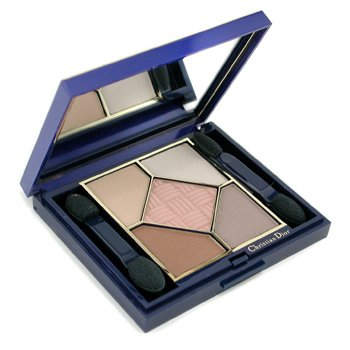Christian Dior-5 Color Eyeshadow - No. 030 Diaphane/ Nude ( Old Packaging )