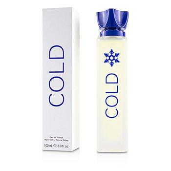 Cold Eau De Toilette Spray Benetton Cold Eau De Toilette Spray 100ml/3.4oz