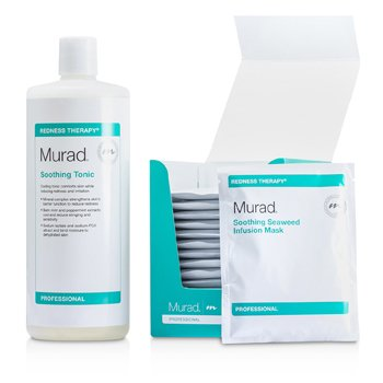 MuradM�scara facial Soothing Seaweed Infusion  ( Tamanho profissional  ) 15 Trt