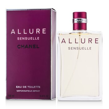 Chanel Allure Sensuelle Eau De Toilette Spray  100ml/3.4oz