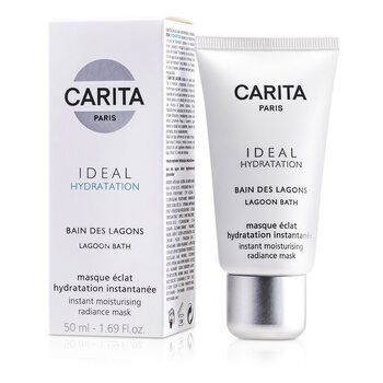 Carita Ideal Hydration Lagoon Bath Instant Moisturising Radiance Mask  50ml/1.69oz