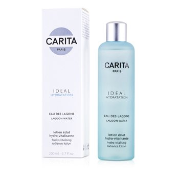 CaritaIdeal Hydratation Lagoon Water Hydro-Vitalising Radiance Lotion 200ml/6.7oz