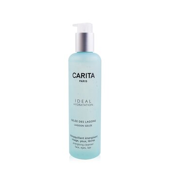 CaritaIdeal Hydratation Lagoon Gelee Energising Cleanser For Face, Eyes and Lip 200ml/6.7oz