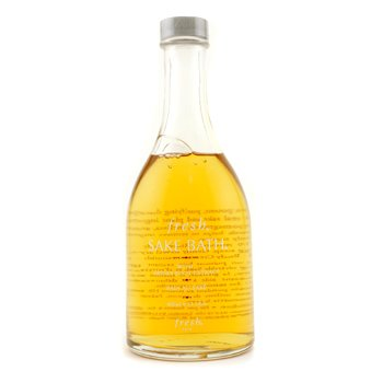 Fresh Sake Bath with Ginger Root Extract  400ml/13.5oz