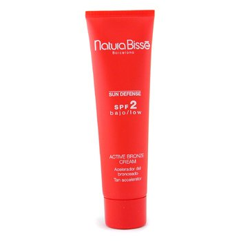 Natura Bisse Sun Defense Active Bronze Cream SPF 2  100ml/3.5oz