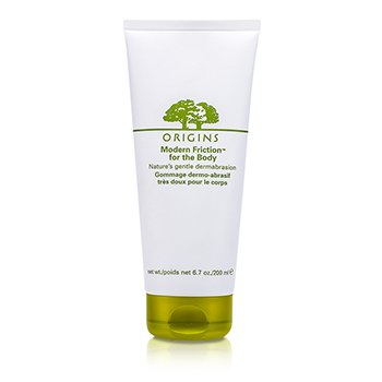 OriginsModern Friction For The Body Nature's Gentle Dermabrasion ( Tubo ) 200ml/6.7oz