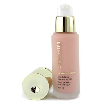 Lancaster-Beauty Source Age Defying Spa Foundation SPF 15 - No. 07 Smooth Rose