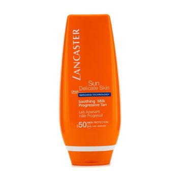 Lancaster-Sun Care Ultra Soothing Protection ( Delicate Skin ) SPF 50