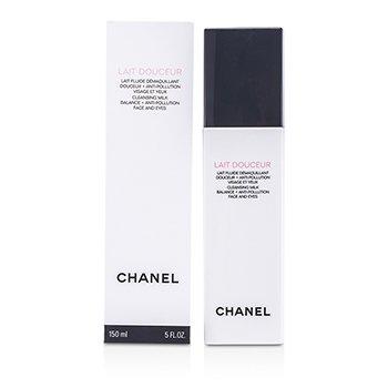 ChanelPrecision Lait Douceur Leche Limpiadora Rostro y Ojos 150ml/5oz