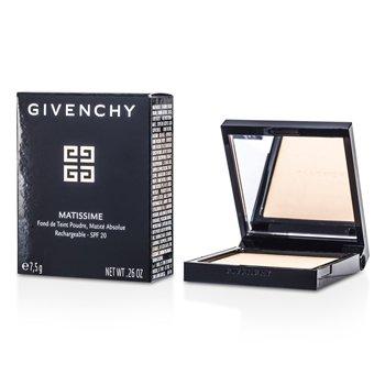 Givenchy-Matissime Absolute Matte Finish Powder Foundation SPF 20 - # 13 Mat Satin