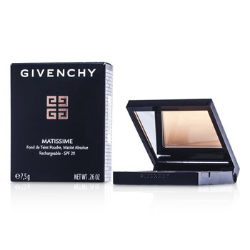 Givenchy Matissime Absolute Matte Finish Powder Foundation SPF 20 – # 14 Mat Pearl 7.5g/0.26oz