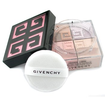 Givenchy-Prisme Libre Loose Powder Quartet Air Sensation - # 02 Delicate Beige