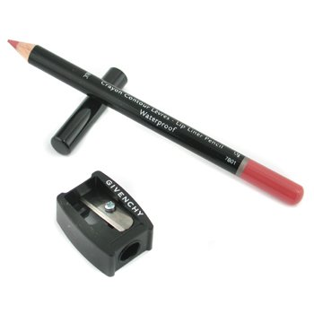Givenchy-Lip Liner Pencil Waterproof ( With Sharpener ) - # 2 Lip Litchi