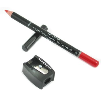 Givenchy Lip Liner Pencil Waterproof (With Sharpener) - # 5 Lip Rouge  1.1g/0.03oz