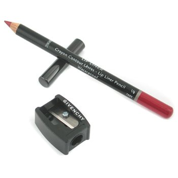 Givenchy Lip Liner Pencil Waterproof (With Sharpener) - # 6 Lip Raspberry 1.1g/0.03oz