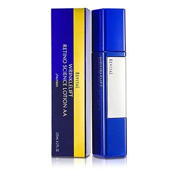 Shiseido Revital Loci�n Antiarrugas Retino Science AA  125ml/4.2oz