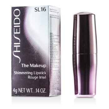 Shiseido-The Makeup Shimmering Lipstick - # SL16