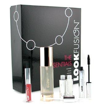 Fusion Beauty-LookFusion The Essentials Coffret: Natural Protein Tan+Lip Plump Mini+ Lash Plump+Collagen Duo (Lip Plump+Lip Fusiion XL)