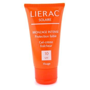 Lierac-Bronzage Intense Refreshing Creme Gel SPF 10