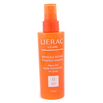 Lierac-Bronzage Intense High Hydration Spray-On Lotion SPF 15