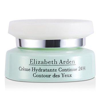 Elizabeth ArdenCreme Hidratante p/ olhos Perpetual Moisture 24 Eye Cream  ( Sem caixa ) 15ml/0.5oz