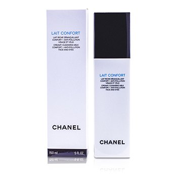 Chanel Precision Lait Confort Creamy Cleansing Milk Face & Eyes 150ml/5oz