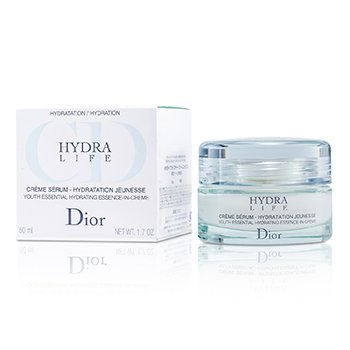 Christian Dior Hydra Life Youth Essential Hydrating Essence-In-Cream 50ml/1.7oz