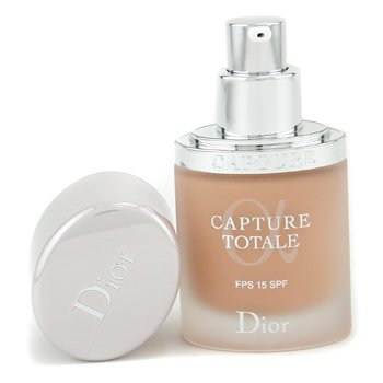 Christian Dior-Capture Totale High Definition Serum Foundation SPF 15 - # 023 Peach