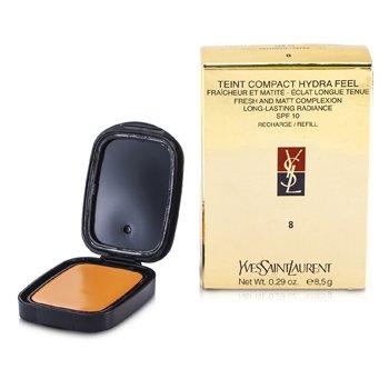 Yves Saint LaurentTeint Compact Hydra Feel  Maquillaje Crema Recambio SPF10  - # 08 Mocha 8.5g/0.29oz