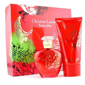 Christian Lacroix-Tumulte Coffret: Eau De Parfum Spray 50ml + Body Lotion 150ml
