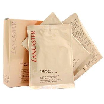 Lancaster-Suractif Non Stop Lifting Express Lifting Sheet Mask - Facial Contour & Eyes