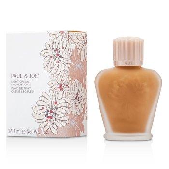Paul & Joe-Light Cream Foundation N SPF 15 PA++ - # 60 ( Spice )