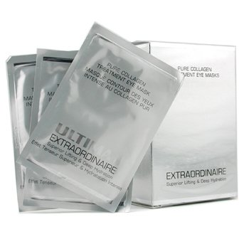 Ultima-Extraordinaire Pure Collagen Treatment Eye Masks