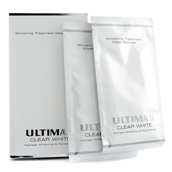Ultima-Clear White Whitening Treatment Mask Express