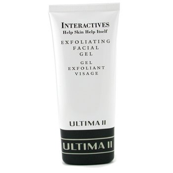 Ultima-Interactives Exfoliating Facial Gel