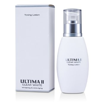 UltimaClear White Toning Lotion 125ml