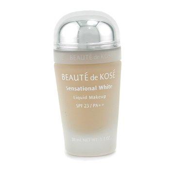 Kose-Sensational White Liquid Makeup SPF 23 - # BO-20 ( Unboxed )