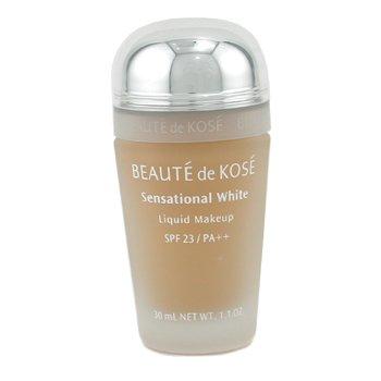 Kose-Sensational White Liquid Makeup SPF 23 - # BO-22 ( Unboxed )