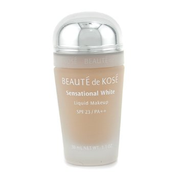 Kose-Sensational White Liquid Makeup SPF 23 - # OC-31 ( Unboxed )