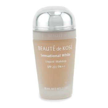 Kose-Sensational White Liquid Makeup SPF 23 - # OC-32 ( Unboxed )
