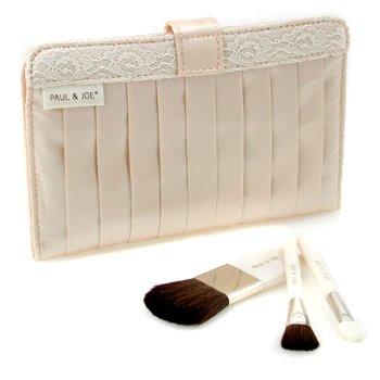 Paul & Joe-Portable Mini Brush Set ( 3 Brushes )
