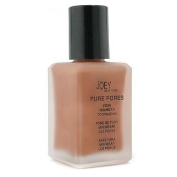 Joey New York-Pure Pores Minimizer Foundation - # Almond ( Pink / Peach Undertones )