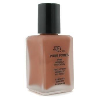 Joey New York-Pure Pores Minimizer Foundation - # Cappuccino ( Honey / Yellow Undertones )
