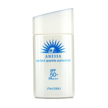 Shiseido Anessa Perfect Sparkle Sunscreen N SPF 50 PA+++  60ml/2oz