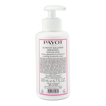 Payot-Dr Payot Solution Dermforce Soin De Jour Soothing Protective Cream ( Salon Size )