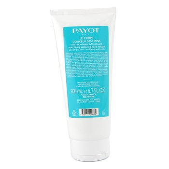 PayotLe Corps Douceur Des Mains Nourishing Softening Hand Cream With Almond Extract (Salon Size) 200ml/6.7oz