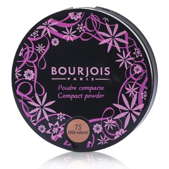 Bourjois Compact Powder - #75 Hale Naturel 9.5g/0.34oz